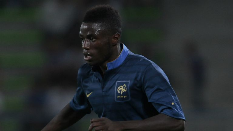 Paul-Georges Ntep: The Auxerre striker has hinted at a potential Arsenal switch
