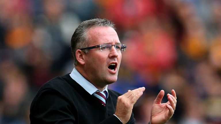 Paul Lambert: Pleased with start, despite a underwhelming points haul