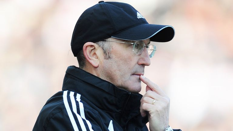 Tony Pulis: Former Stoke boss is now odds-on favourite with the bookies to be Crystal Palace's next manager