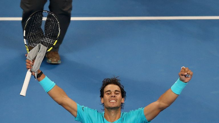 Rafael Nadal: Still on track to regain world No 1 spot