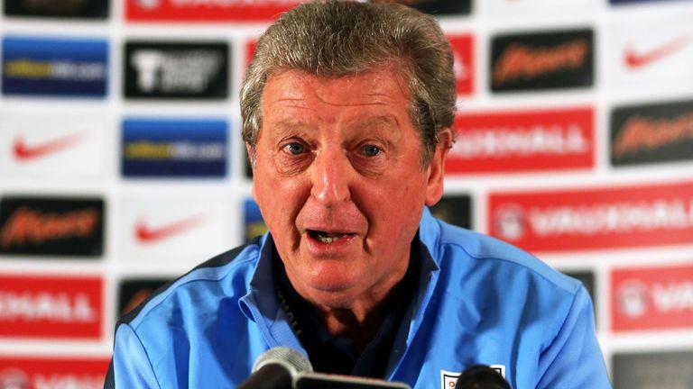 Roy Hodgson: Denmark the opposition in March for England boss