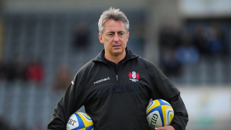 Nigel Davies: Wants Gloucester to get back to basics