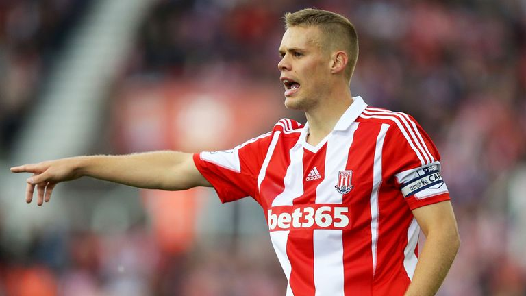 Ryan Shawcross: Stoke defender hopeful of England recall