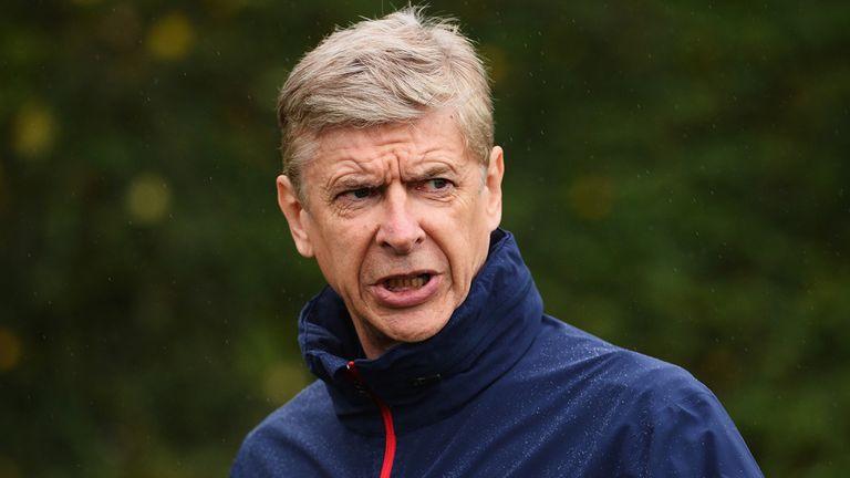 Arsene Wenger: Keen to protect Jack Wilshere