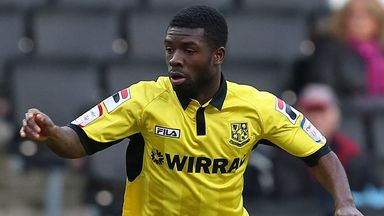 Abdulai Bell-Baggie: Has contract terminated