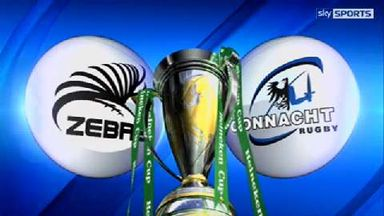 Zebre v Connacht - Highlights