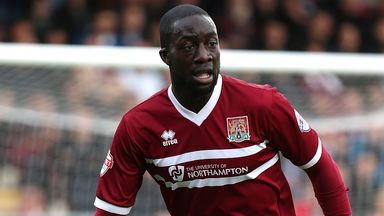 Kevin Amankwaah: Contract terminated at Sixfields