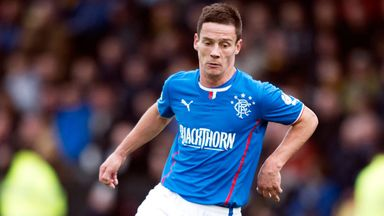 Ian Black: Injury concern for Rangers