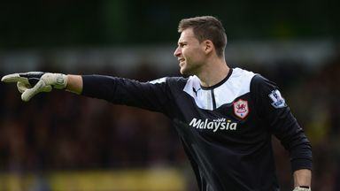 David Marshall: Has caught the eye in a testing campaign for Cardiff