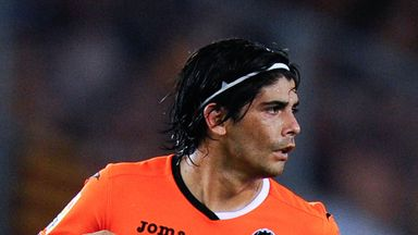 Ever Banega: Heading to Newell's Old Boys on loan from Valencia