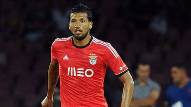 Ezequiel Garay: Zenit St Petersburg keen on Benfica defender
