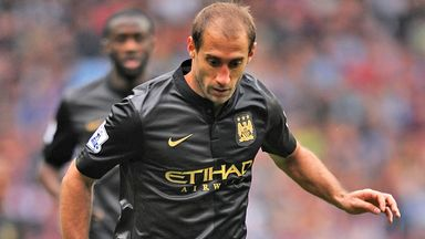Pablo Zabaleta: Backing for Joe Hart