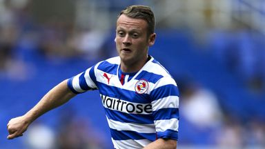 Jake Taylor: Determined to make the grade at Reading
