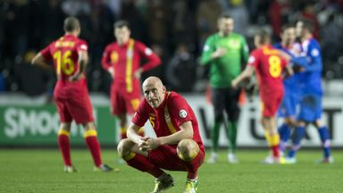 James Collins: Time in the international wilderness is over