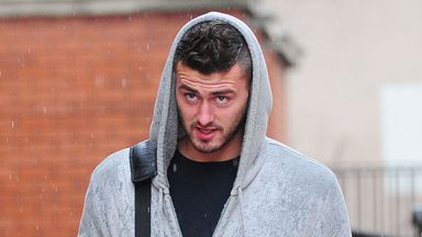 Gary Madine: Could miss last two games