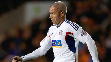 Kevin McNaughton: Back at Bolton