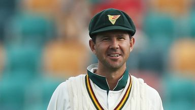 Ricky Ponting: keen to draw line under comments made in autobiography