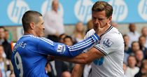 Jan Vertonghen: Clashes with Fernando Torres earlier this season