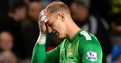 Joe Hart: England keeper has lost his place at Manchester City