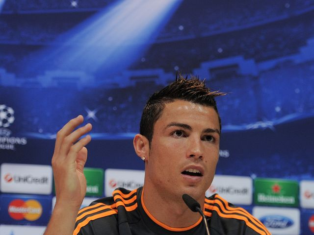 Ronaldo: Wants to see less pressure on Bale