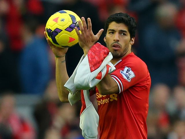 Luis Suarez: Hat-trick hero for Liverpool