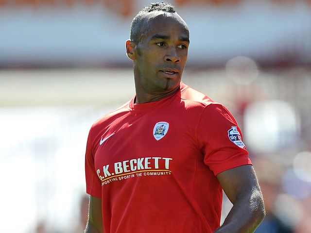Chris O'Grady: At the double for Barnsley