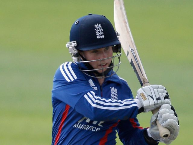 Tammy Beaumont: Hit an unbeaten 29 from 23 balls