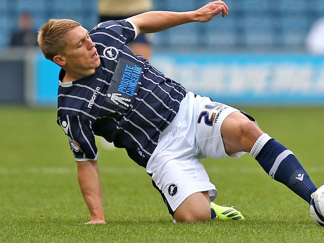 Martyn Waghorn: Provided the cross for Morrison's goal