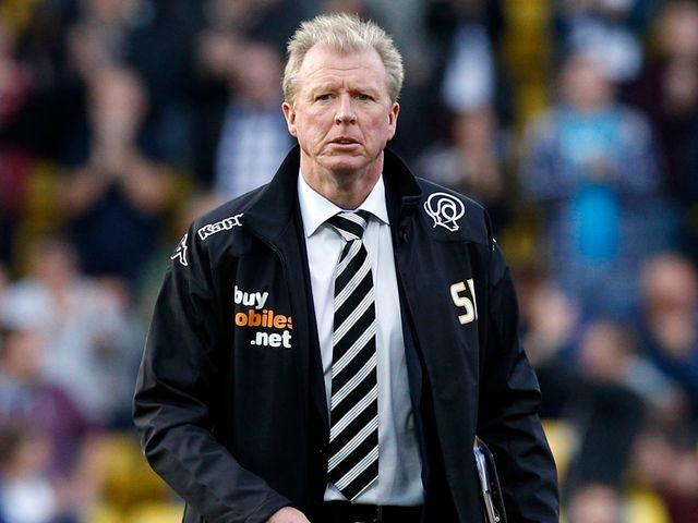 Steve McClaren: Saw his side beat Charlton 3-0