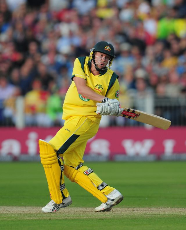 James Faulkner: His half-century came off just 24 balls