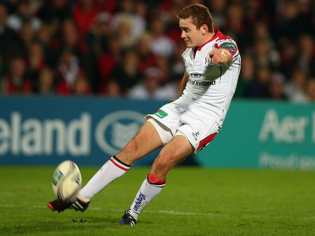 Paddy Jackson: Took Ulster to victory