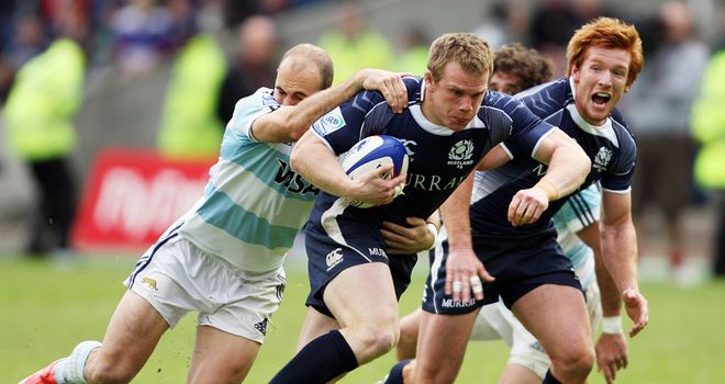 Chris Fusaro: New deal for Glasgow flanker