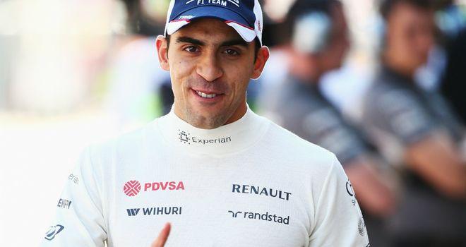 Pastor Maldonado: Is he heading to Lotus?