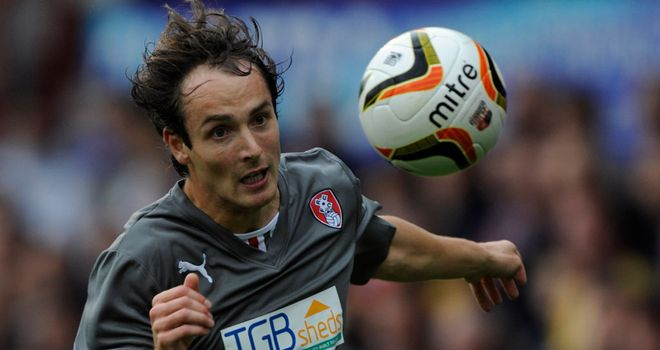 Danny Hylton: Sidelined through injury