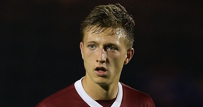 Luke Norris: On target for Northampton