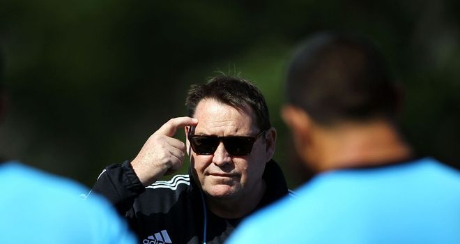 Steve Hansen: Has made 11 changes of personnel to his line-up