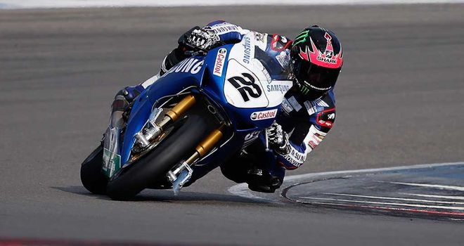 Alex Lowes: Trails Championship leader Shane Byrne by just one point