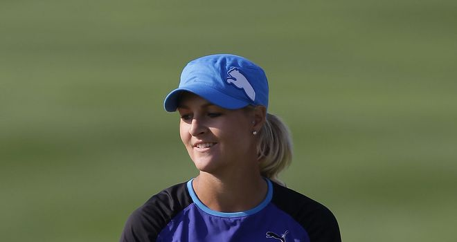 Anna Nordqvist: Wins Honda LPGA Thailand tournament