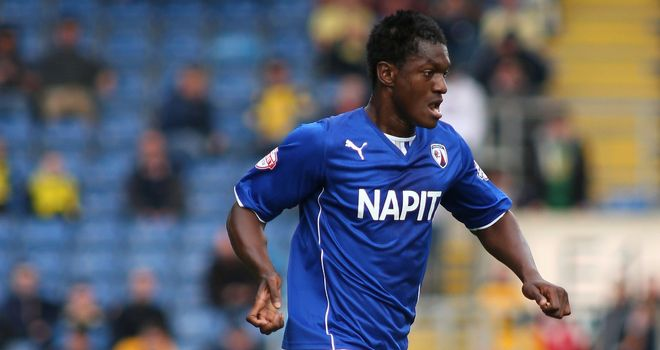 Armand Gnanduillet: A goal and an assist for the big striker