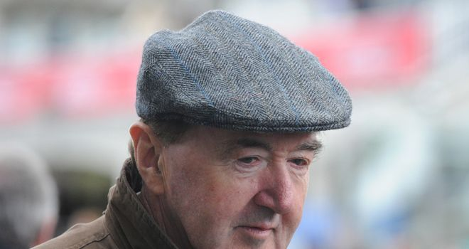 Dermot Weld: Trains Vigil
