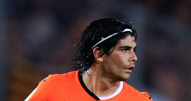Banega: Scored a penalty