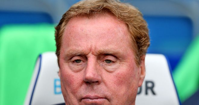 Harry Redknapp: QPR boss expects tight play-off games