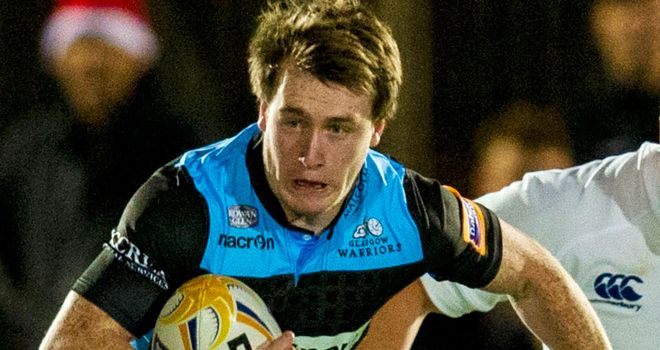 Stuart Hogg: Restored to Scotland line-up
