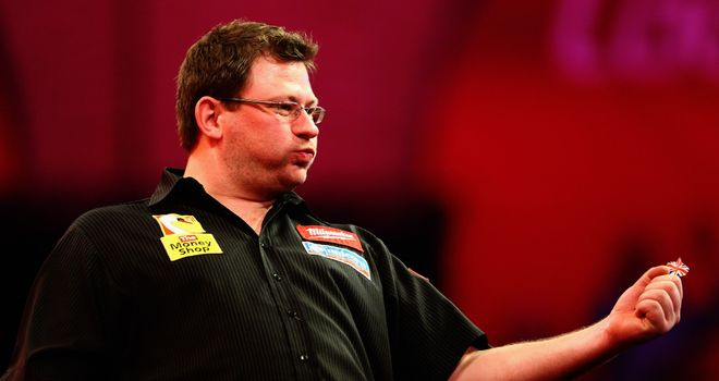 James Wade: opens his campaign on Thursday night