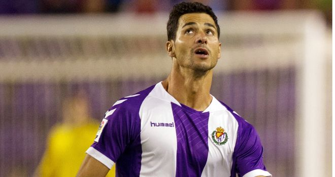 Javi Guerra doubled Real Valladolid's lead