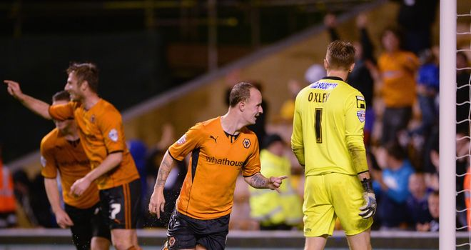 Leigh Griffiths: Wrapped up the win