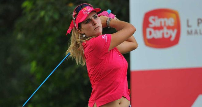 Lexi Thompson: Kept a bogey off her card in third round
