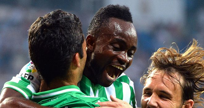 Cedrick: Real Betis the underdogs against Sevilla