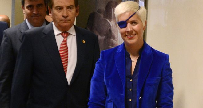 Maria de Villota: Post-mortem found she died of natural causes