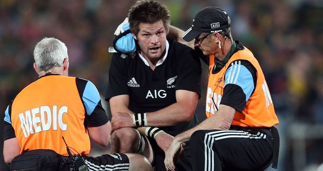 Richie McCaw: Victory didn't come easily